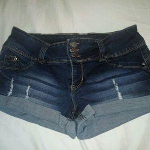YMI WannaBettaButt Shorts